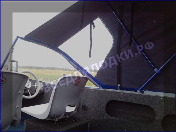 Воронеж. <br>Тент ходовой для стекла с калиткой 16