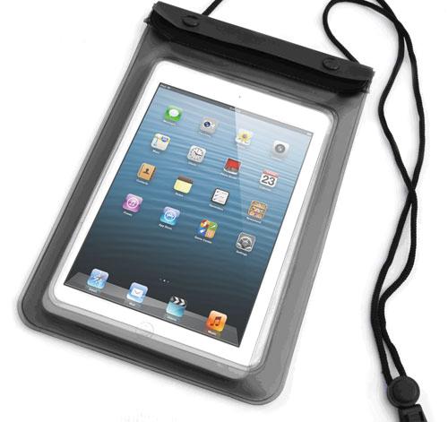 Водонепроницаемый пакет для планшетов, Ipad и электронных книг 255х335 мм 1