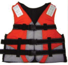 Жилет страховочный, для воднолыжника . Размеры: XXL.Красно-серый 1
