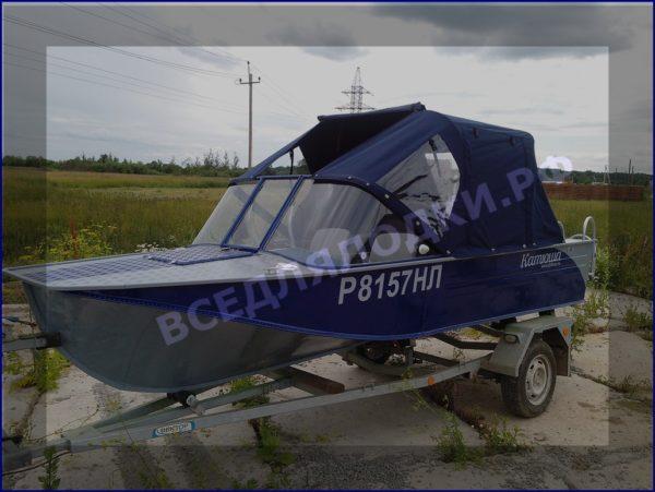 Тюнинг лодки Воронеж.