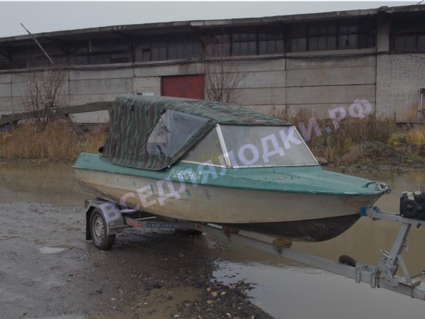 Крым.<br>Тент на штатное стекло и штатные дуги 1