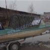 Крым.<br>Тент на штатное стекло и штатные дуги 20