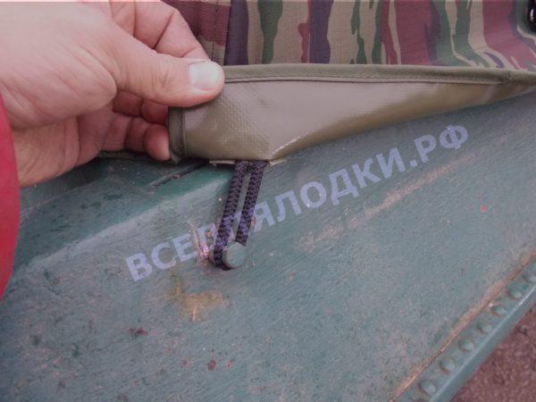 Крым.<br>Тент на штатное стекло и штатные дуги 5