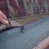 Крым.<br>Тент на штатное стекло и штатные дуги 23