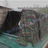 Крым.<br>Тент на штатное стекло и штатные дуги 26