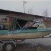 Крым.<br>Тент на штатное стекло и штатные дуги 29