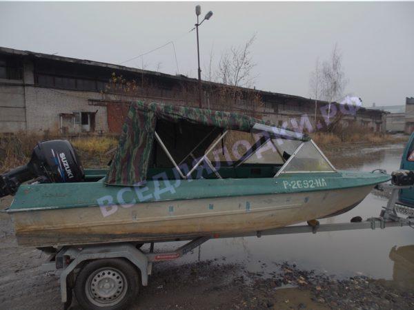 Крым.<br>Тент на штатное стекло и штатные дуги 12