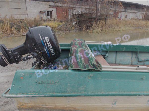 Крым.<br>Тент на штатное стекло и штатные дуги 14