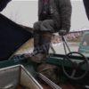 Крым. <br>Стекло в рамке с калиткой для выхода на нос 46