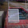 Крым. <br>Стекло в рамке с калиткой для выхода на нос 42