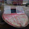 Крым. <br>Стекло в рамке с калиткой для выхода на нос 44