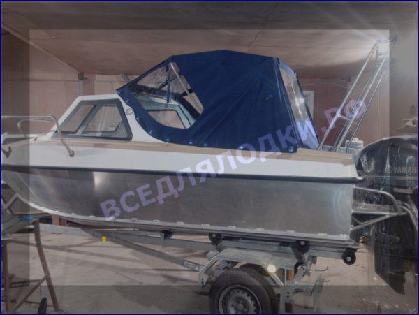 """Тент ходовой """"Fiberboat-515HT"""" 2"""