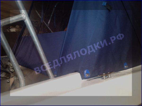 """Тент ходовой """"Fiberboat-515HT"""" 1"""