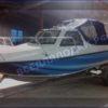 """Тент ходовой """"Fiberboat-515HT"""" 17"""