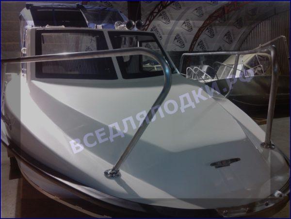 """Тент ходовой """"Fiberboat-515HT"""" 7"""