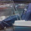 """Тент ходовой """"Fiberboat-515HT"""" 21"""