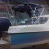 """Тент ходовой """"Fiberboat-515HT"""" 22"""