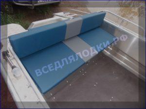 Подушки на Вятбот 430М (wyatboat-430m)