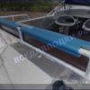 Вятьбот 430М. (Wyatboat-430M). Подушки на задний рундук. 11