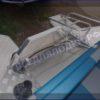 Вятьбот 430М. (Wyatboat-430M). Подушки на задний рундук. 16