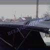 """Тент. Прогресс-2 на стекло с калиткой серии """"Фишинг"""" 15"""