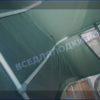 """Тент. Прогресс-2 на стекло с калиткой серии """"Фишинг"""" 20"""