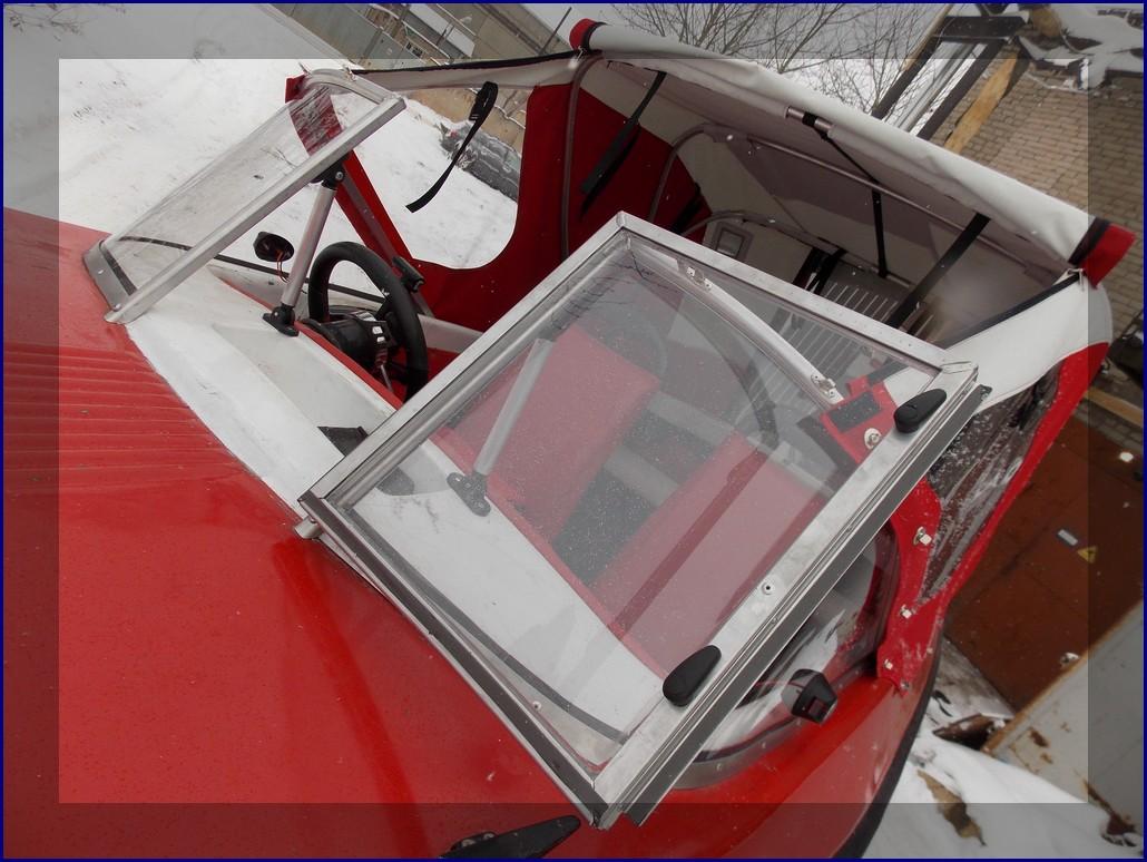 Калитка имеет герметичное примыкание к рамке стекла.
