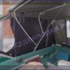 Тент. Крым-М. Тент на штатное стекло. 11