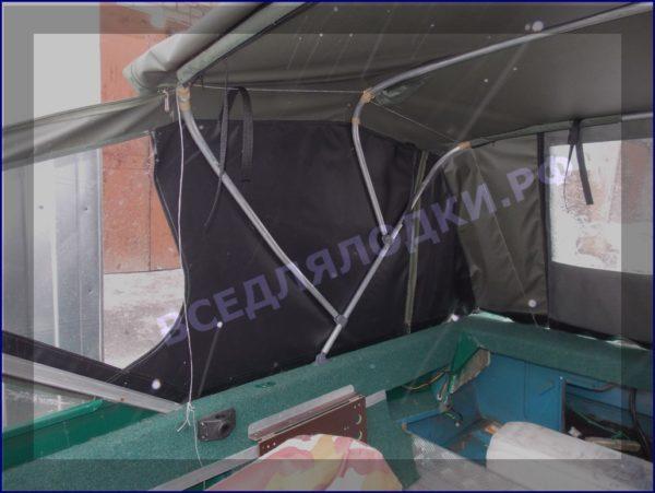 Тент. Крым-М. Тент на штатное стекло. 3