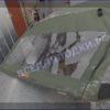 Тент. Крым-М. Тент на штатное стекло. 9