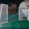 Крым-М. Стекло в рамке с калиткой для выхода на нос 31