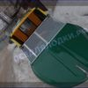 Крым-М. Стекло в рамке с калиткой для выхода на нос 39