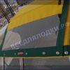 Крым-М. Стекло в рамке с калиткой для выхода на нос 45
