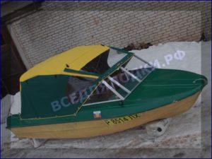 Тент для лодки Крым-М