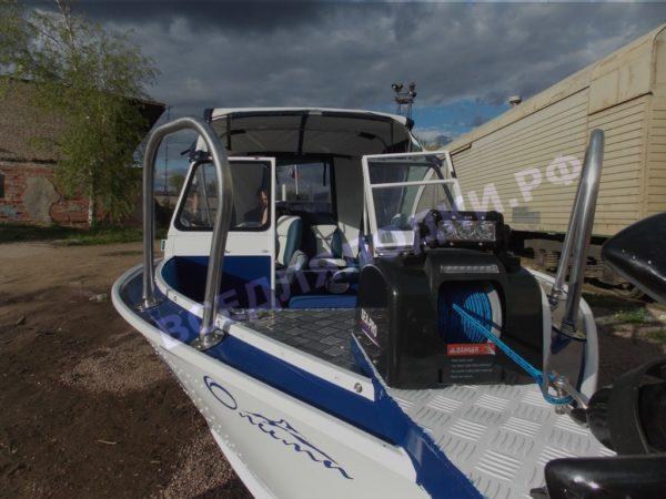 Лебедка якорная SEA-PRO 45 / Си-Про 45 8