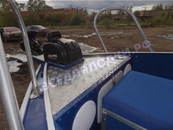Лебедка якорная SEA-PRO 45 / Си-Про 45 11