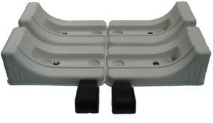 Комплект ремней для крепления стационарных топливных баков