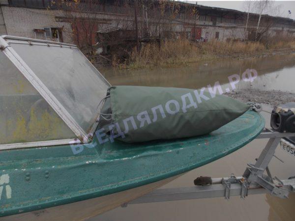 Крым. Тент стояночный (транспортировочный) на штатное стекло. 1
