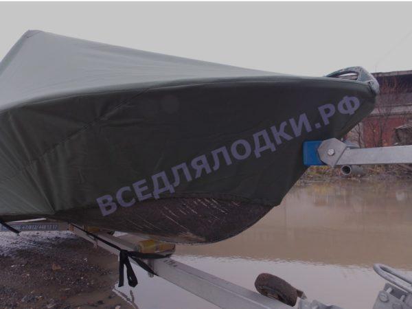 Крым. Тент стояночный (транспортировочный) на штатное стекло. 4