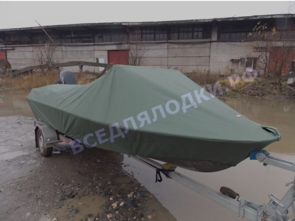 Крым. Тент стояночный (транспортировочный) на штатное стекло. 5