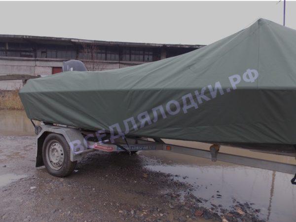 Крым. Тент стояночный (транспортировочный) на штатное стекло. 6