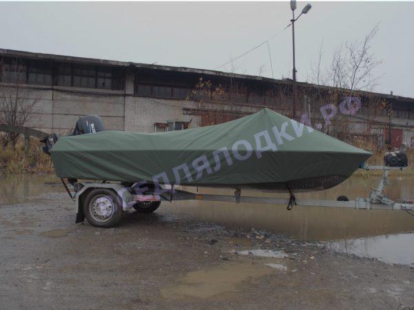 Крым. Тент стояночный (транспортировочный) на штатное стекло. 7