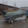 Тент на Крым. Для хранения и транспортировки.