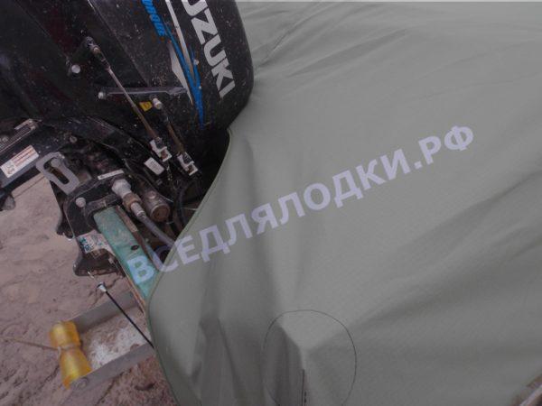 Крым. Тент стояночный (транспортировочный) на штатное стекло. 8