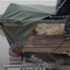Крым. Тент стояночный (транспортировочный) на штатное стекло. 19
