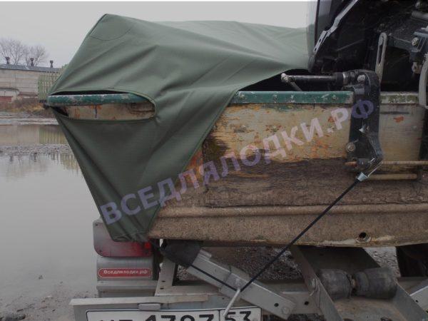 Крым. Тент стояночный (транспортировочный) на штатное стекло. 9