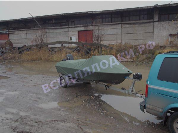 Крым. Тент стояночный (транспортировочный) на штатное стекло. 10