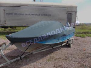 Казанка-2М. Тент транспортировочный (стояночный).