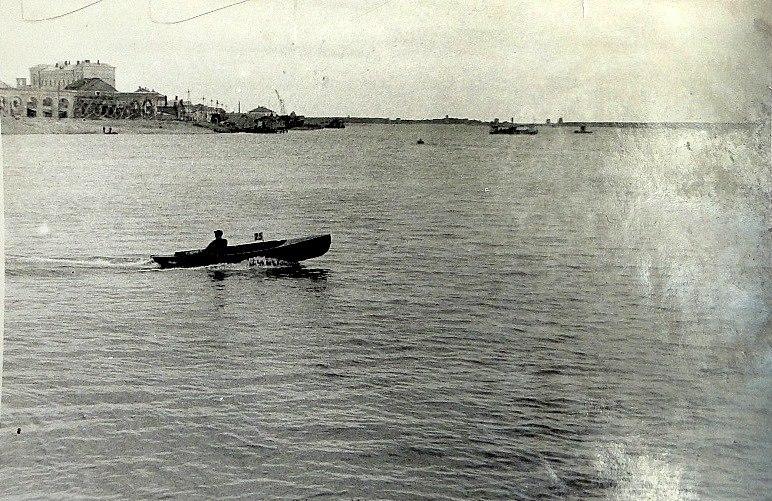 Стекло и тент для лодки Казанка 1955 1