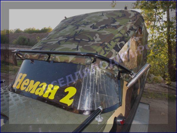 Неман-2. Стекло в штатную рамку. 2